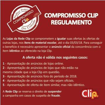Compromisso Clip 2018