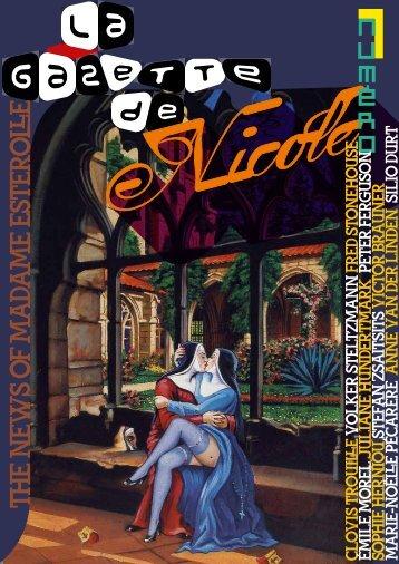LA GAZETTE DE NICOLE 001