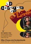 LA GAZETTE DE NICOLE 001 - Page 2