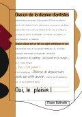 LA GAZETTE DE NICOLE 001 - Page 3