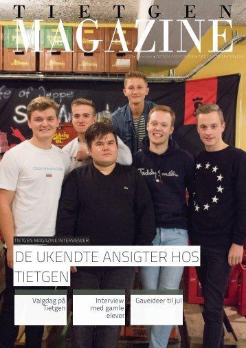 Tietgen Magazine #20