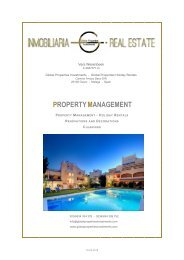 GLOBAL PROPERTIES INVESTMENTS Property Management  2018