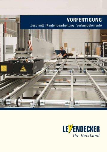 Leyendecker - Vorfertigung