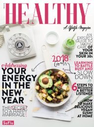 Healthy SoFlo Issue 56 - Addressing Your Energy in the New Year