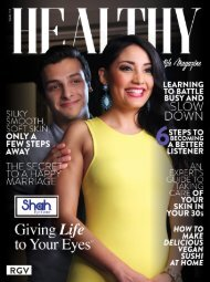 Healthy RGV Issue 110 - Giving Life to Your Eyes