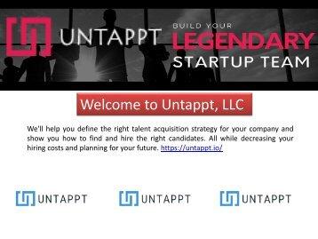 Recruitment Company for Start Ups