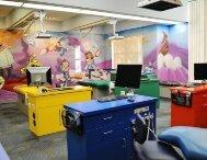 Operatory at Smile Shoppe Pediatric Dentistry