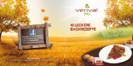 Tipps & Tricks - Verival Bio