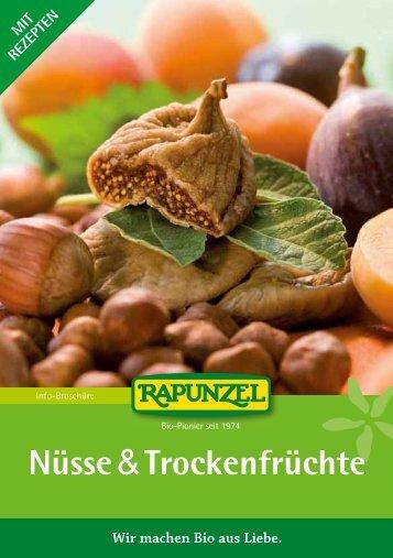 Nüsse & Trockenfrüchte - Rapunzel Naturkost AG