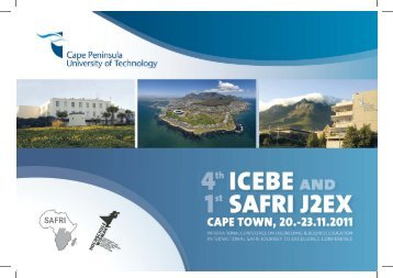 Conference Booklet 11 Nov - Nina - CPUT ACTIVE Web - Cape ...