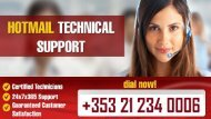 Hotmail Support Toll Free Number +353-212340006 Ireland