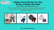 Baby Boy First Birthday Dresses, 1st Birthday Gift Set, Newborn Baby Boy Clothes