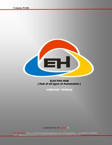 ELECTRO HUB PROFILE