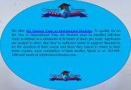 I 20 Application International Students