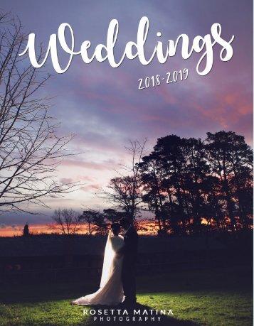 Wedding Photography Pricelist 2018-2019 | Rosetta Matina Photography