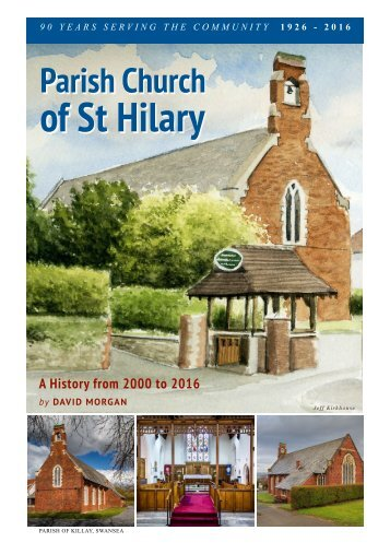 History of St Hilary's in the parish of killay