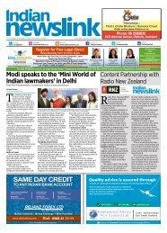 Indian Newslink January 15 2018 Digital Edition