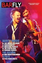 Barfly Middle Georgia Edition January 2018