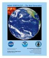 NOAA GOES-N,O,P — The Next Generation - NASA
