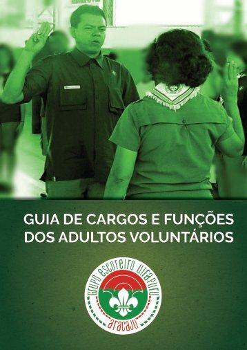 Guia de Cargos e Funções do 13ºSE Grupo Escoteiro Uirapuru
