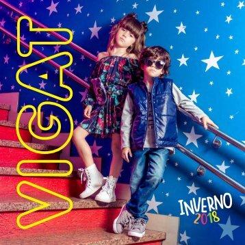 VIGAT - Catálogo Inverno 2018