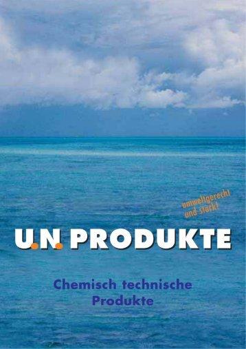 Unser Produktkatalog zum Download - Gande Reinigungsmittel