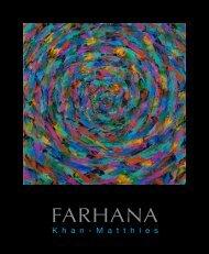 Catálogo Farhana Khan Matthies - Centro Cultural PUCE
