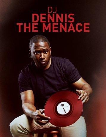 DJ Dennis The Menace