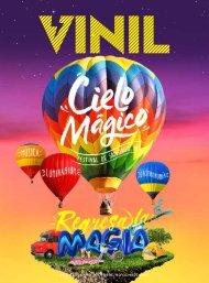 Vinil Magazine Cielo Magico