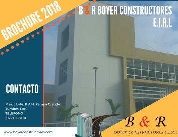 B & R BOYER CONSTRUCTORES E.I.R.L (2)