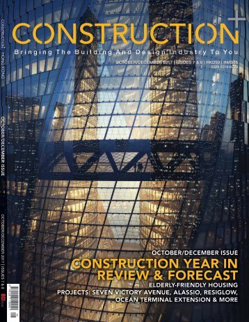 Construction+ HK Issue 7 and 8