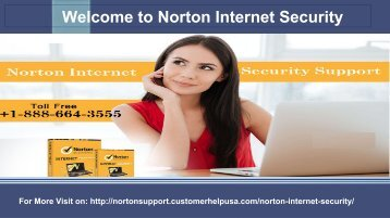 Norton internet security support number +1-888-664-3555