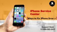 Fix iPhone Error 27 Call 1800-582-2431
