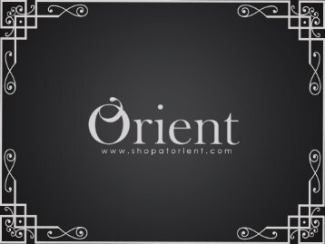 Ready To Wear Outfits for Women by Orient Textiles