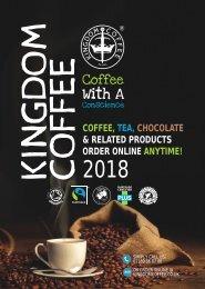 Kingdom Coffee Product Catalogue 2018
