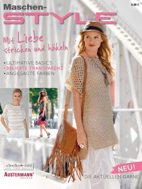 Magazine Strickhefte Strickmodelle Wolle Garn Von Schoeller Stahl