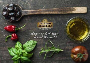 Inspiring food lovers around the world