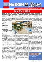 DIN EN 15288 - Dr. Nüsken Chemie GmbH