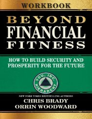 Beyond Financial Fitness Workbook