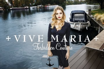VIVE MARIA_Spring & Summer 18 English