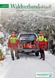 Waldverband Aktuell - Ausgabe 2018-01