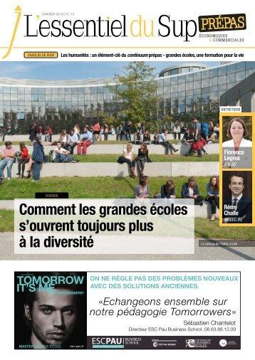 L'Essentiel Prépas n°13_janvier 2018 HD
