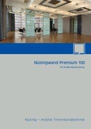 Nüsingwand Premium 100