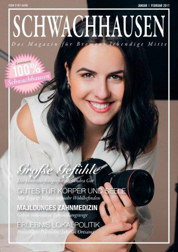 SCHWACHHAUSEN Magazin | Januar - Februar 2018