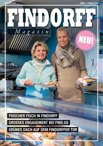 FINDORFF Magazin | Januar - Februar 2018