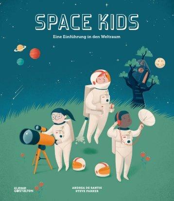 Space Kids – Eine Einführung in den Weltraum