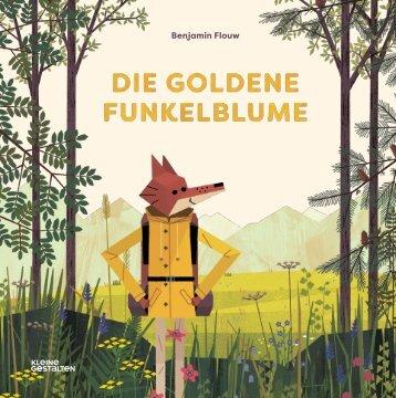 Die Goldene Funkelblume – Leseprobe