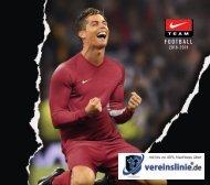 Nike Teamsport-Katalog 2018-2019
