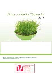 Grüne, nachhaltige Werbeartikel, Samen, Pflanzen, werben und wachsen