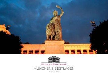 Münchens Bestlagen // Duken & v. Wangenheim Immobilien